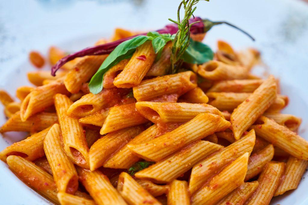 Vegan Pasta Recipe Image