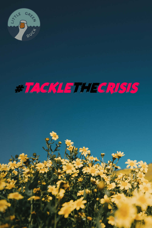 #tacklethecrisis